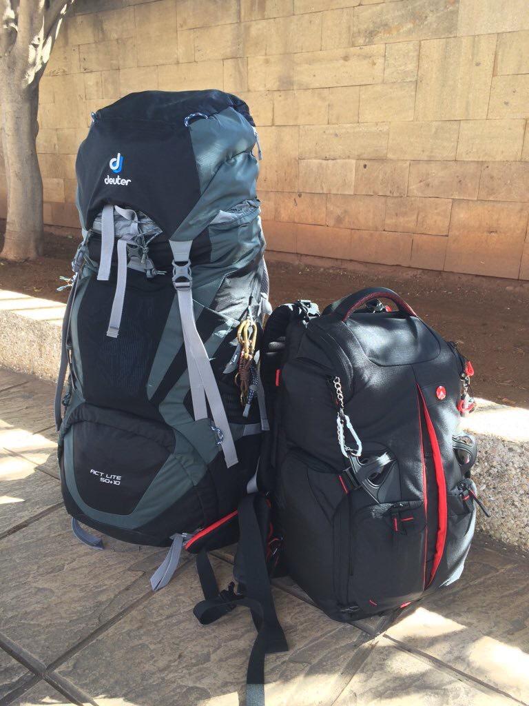two-backpacks